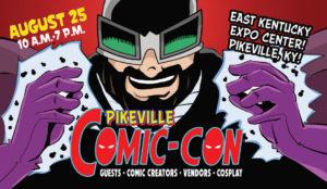 Pikeville Comic-Con @ Pikeville Comic-Con | Prestonsburg | Kentucky | United States