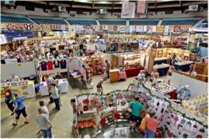 Crafts For Christmas - Appalachian Arts & Crafts Christmas Fair 2017 @ Eastern Kentucky Expo Center  | Pikeville | Kentucky | United States