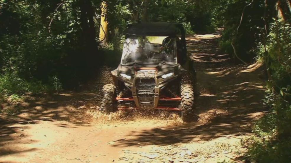 Floyd County, KY leaders working on an ATV trail for the county