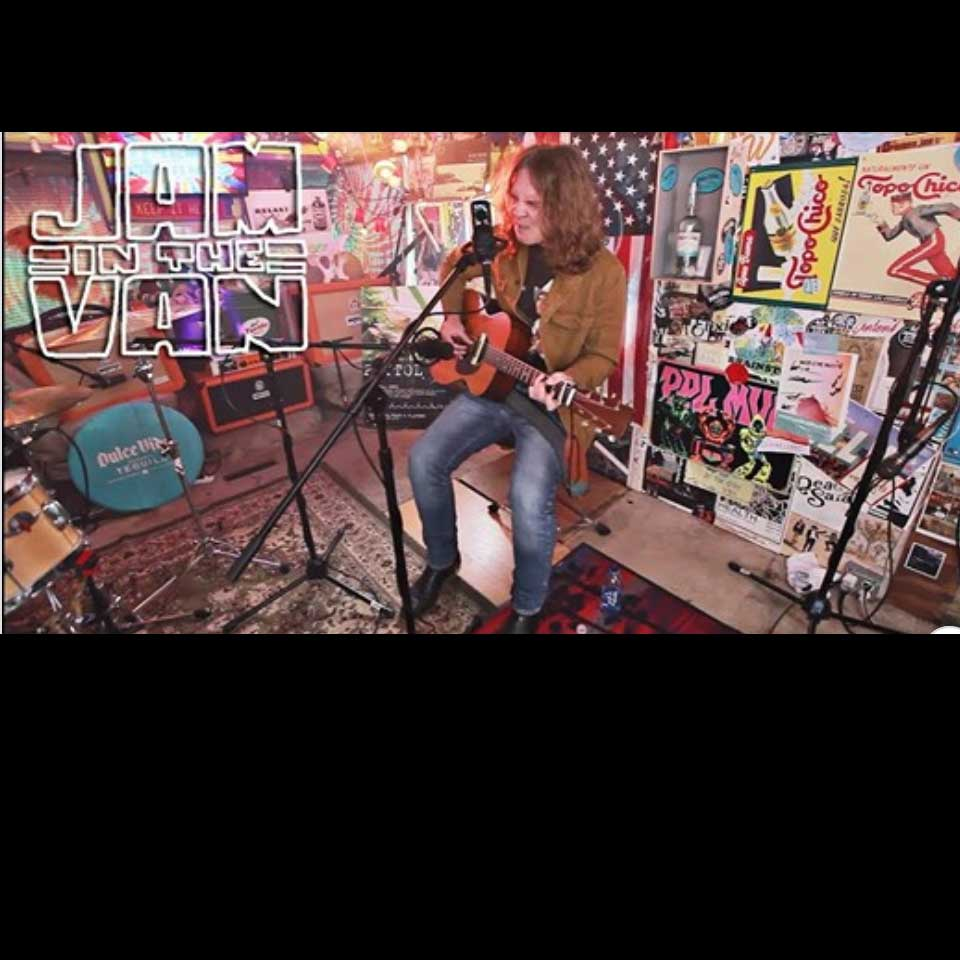 """Video Showcase – IAN NOE – """"If Today Doesn't Do Me In"""" (Live at JITVHQ in Los Angeles, CA)"""