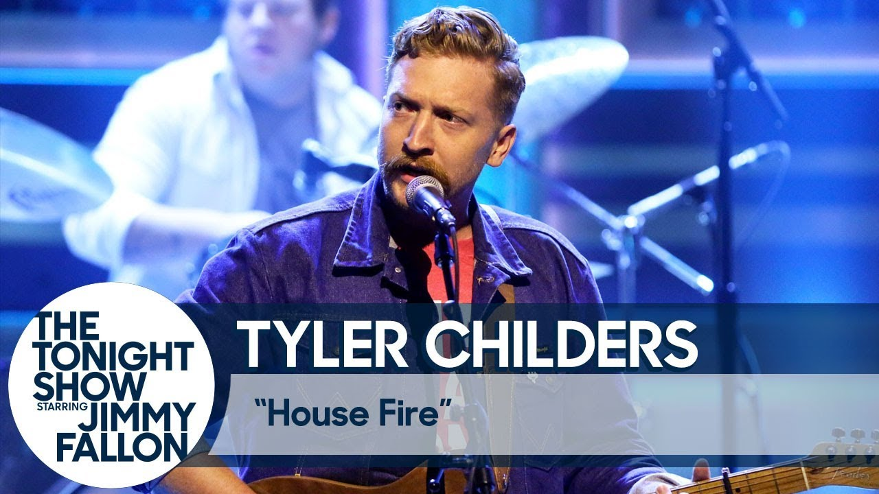 Tyler Childers: House Fire on The Tonight Show